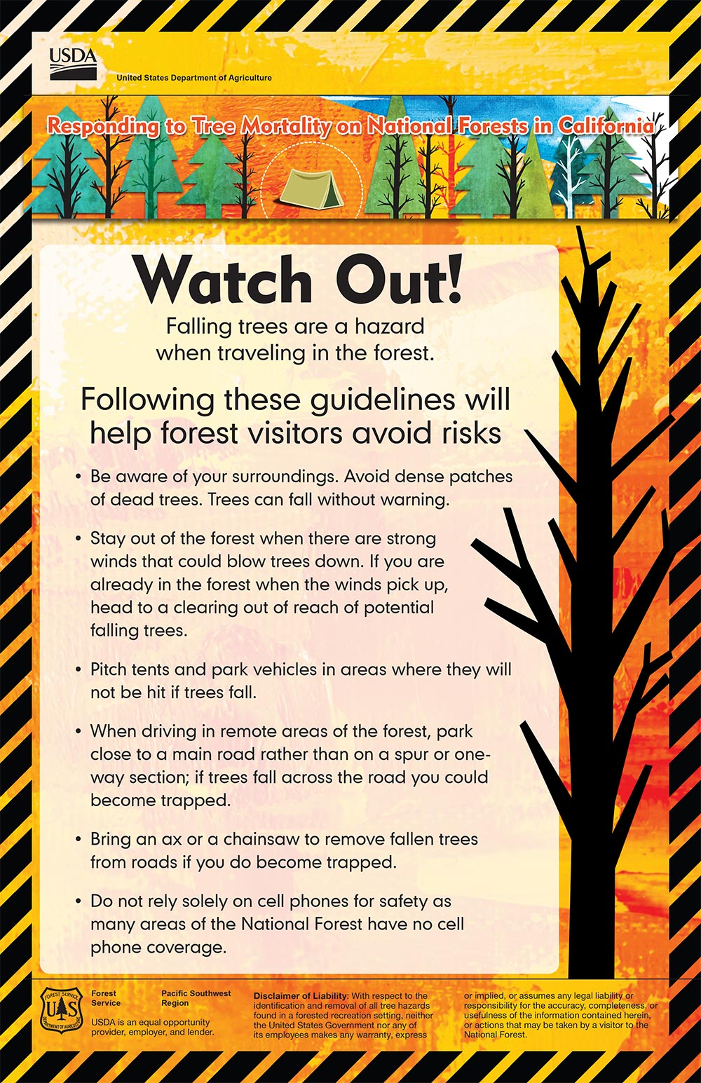 Firewise-Madera-County-Tree-Hazard-Guidelines