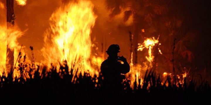 Firewise-Madera-County-USFS-Firefighter